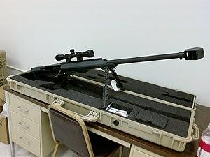 Barrett M99 - Image: Barrett M99
