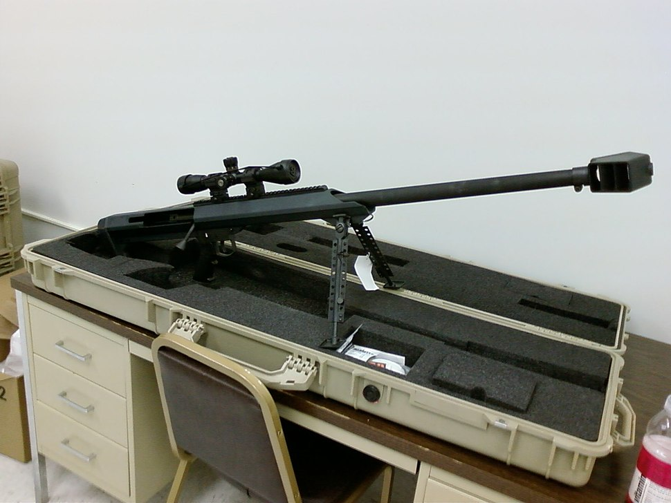 Barrett M99