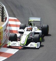 Rubens Barrichello in Monaco 7f9945eb77