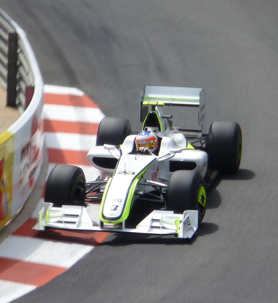 Barrichello 2009 Monaco GP 2