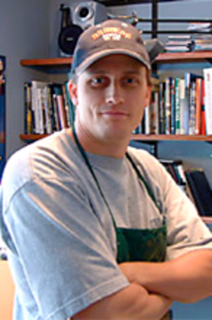 Barry Kooser - Image: Barry Kooser