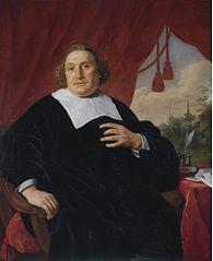 Portrait of a Man, possibly Louis Trip