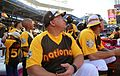 Bartolo Colon looks on during the 2016 T-Mobile -HRDerby. (28499355581).jpg