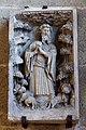 Basilique Saint-Sauveur de Dinan (Côtes d'Armor), chapelle nord-est, bas relief IMGP2150.jpg