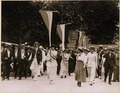 Bastille Day spells prison for sixteen suffragettes who picketed the White House. Miss Julia . . . - NARA - 533766.tif