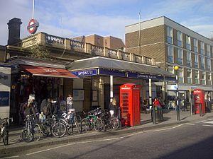 Bayswater - Bayswater station