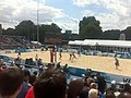 Beach Volleyball on Horseguards Parade August 2011.jpg