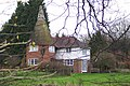 Beacon Farm Oast seen from Goldwell Wood - geograph.org.uk - 1618662.jpg