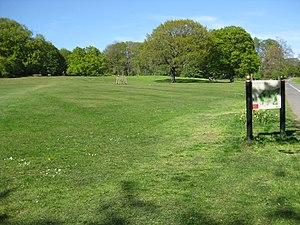 Beckett Park - Image: Beckett Park 04 May 2107