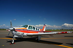 Hawker Beechcraft - Beechcraft A36 Bonanza