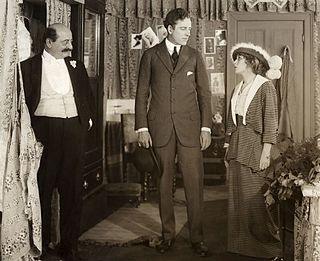 <i>Behind the Scenes</i> (1914 film) 1914 film by James Kirkwood
