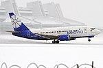 Belavia, EW-253PA, Boeing 737-524 (46666729241).jpg