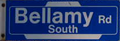 Bellamy Road Sign.png