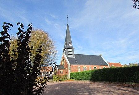 Église Saint-Pierre-ès-Liens de Bellicourt