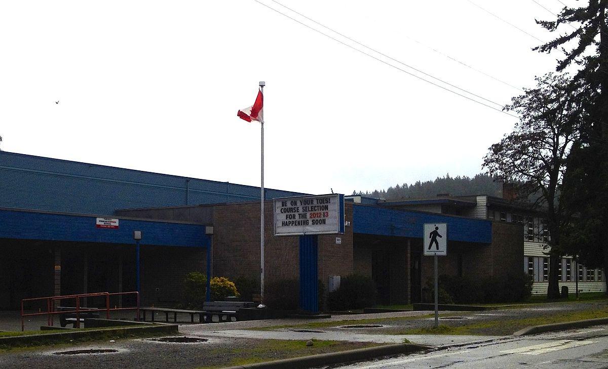 Belmont Secondary School - Wikipedia