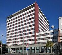 Berlin, Kreuzberg, Stresemannstrasse, Europahaus, Bundesministerium für Wirtschaftliche Zusammenarbeit und Entwicklung.jpg