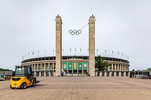 Berlin, Olympiastadion -- 2019 -- 6339