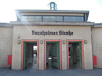 Berlin S-Bahnhof Bornholmer Straße entrance SW.jpg