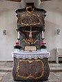 Berndorf Friedenskirche Altar 041365.jpg