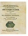 Bernoulli - Ars conjectandi, 1713 - 058b.tif
