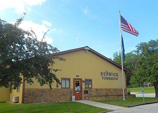 Berwick Township, Adams County, Pennsylvania Township in Pennsylvania, United States