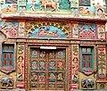 Bhuj Swaminarayan Mandir main gate.jpg