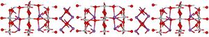 Bismuth titanate - Image: Bi 4Ti 3O12 structure