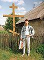 Bialowieza, cross, 07.1992r.jpg