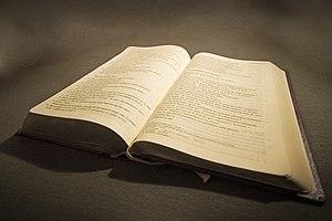Français : Bible Chouraqui.