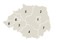 Bielsk County-Gminy.png