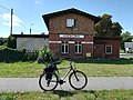 Bikeway, Former railway line Swarzewo - Krokowa (Krokowa) (2).jpg