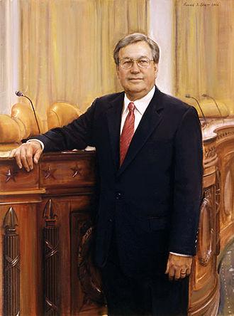 Bill Thomas - Thomas's official portrait