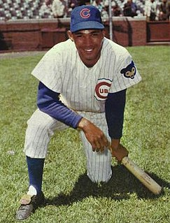 Billy Williams American former professional baseball outfielder