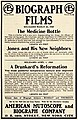 """Biograph Films advertisement in """"The Moving Picture World"""", 1909.jpg"""