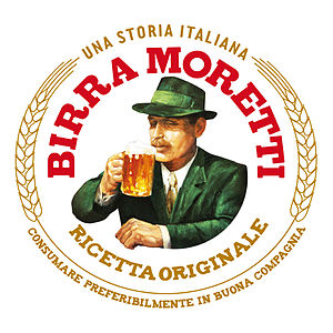 Birra Moretti - Image: Birra Moretti Logo 2015
