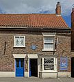 Birthplace of Thomas Lord (founder of Lord's Cricket Ground), Kirkgate, Thirsk (27802748124).jpg