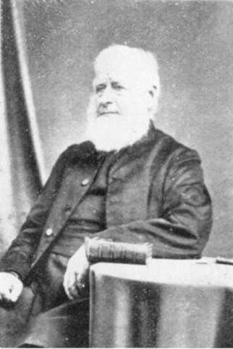 William Williams (bishop) - Bishop William Williams