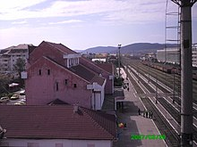 Bistrita rail station - panoramio.jpg