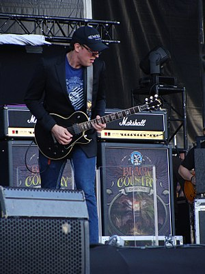 Black Country Communion - Glenn Hughes and Joe Bonamassa formed Black Country Communion in November 2009.