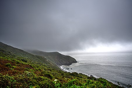 Black Sands Beach on a cloudy morning.jpg