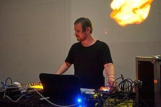 Blanck Mass British electronic music project