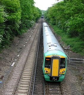 Redhill–Tonbridge line
