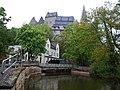 Blick über die Obermühle zum Dom von Limburg - panoramio.jpg