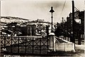 Blick von der Miljackabrücke, gegen Leopoldskaserne. (BildID 15570360).jpg