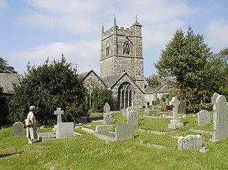 Blisland - Image: Blisland, Church of St. Protus and St. Hyacinth geograph.org.uk 224941