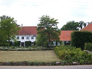 Rungstedlund - The main building