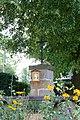 Boží muka, prostor pod lípou před domem Kanina 2, Kanina, okr. Mělník, Středočeský kraj 02.jpg