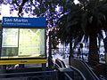 Boca de acceso Gral San Martín 03.jpg