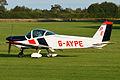 Bolkow Bo209 Monsun 'G-AYPE' (12916137914).jpg