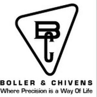 Boller and Chivens - Image: Boller and Chivens logo